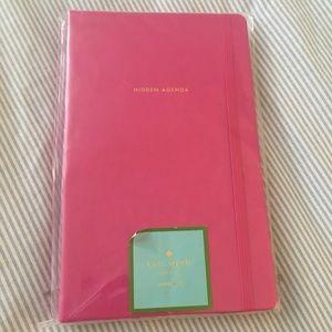 Kate Spade Hidden Agenda Notebook